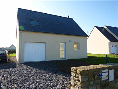 Immobilier plouider a louer locati maison plouider for Location garage landerneau